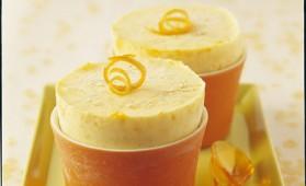 Soufflé glacé à l'orange pour 6 personnes