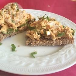 Recette garniture pour sandwich poulet harissa et menthe – toutes ...