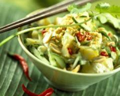Recette salade thaï