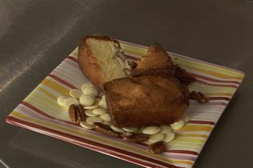 Recette de brownies au chocolat blanc et noix de pecan facile et ...