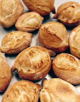 Flan de pain rassis ou pastizzu pour 4 personnes
