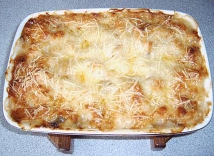 Recette de lasagnes saumon, gambas, saint-jacques
