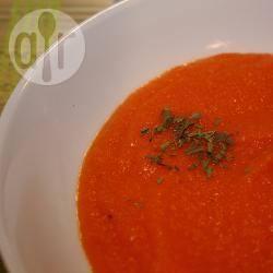 Recette soupe de carottes et poivron rouge – toutes les recettes ...