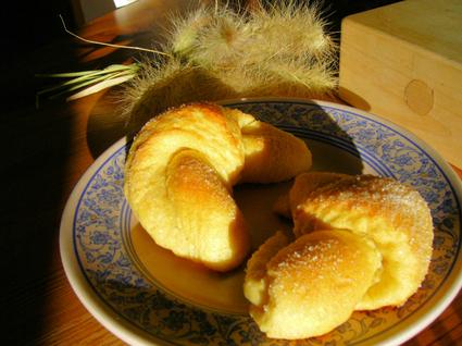 Recette de croissants allemands (brunnengipfel)