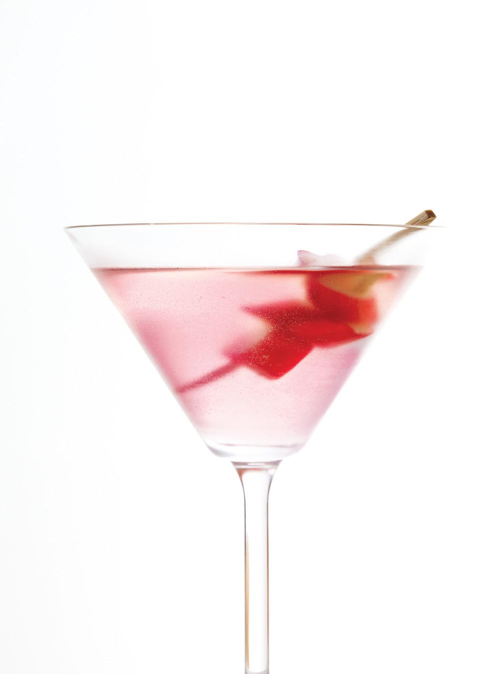 Cosmopolitain à la rhubarbe | ricardo