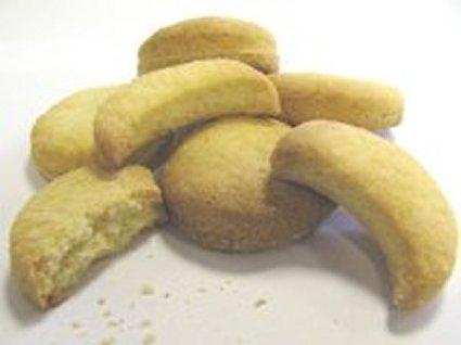 Recette de sablés vanille/cannelle