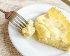 Recette gâteau à l'ananas express