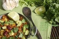 Recette de quinoa façon mexicaine