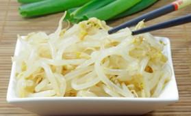 Salade de soja mariné