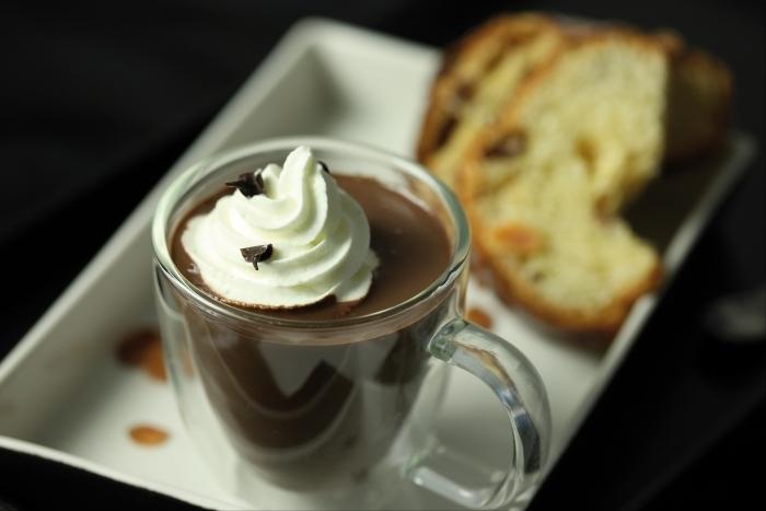 Recette de chocolat chaud à la viennoise rapide