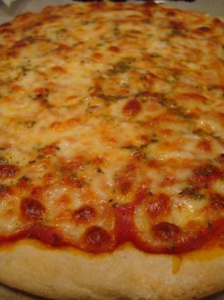 Recette de pizza crousti-moelleuse saveurs partagées
