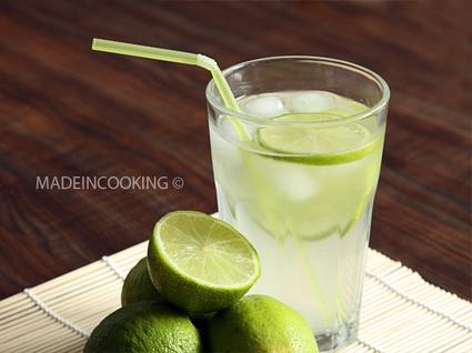 Recette de da chanh, limonade vietnamienne