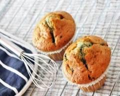 Recette muffins de thon et olives noires