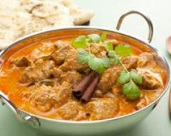 Recette sauté d'agneau au curry