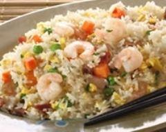 Recette riz cantonnais frit