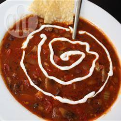 Recette chili végétarien (chili sin carne) – toutes les recettes ...