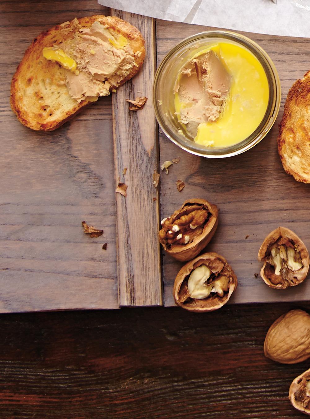 Foie gras en pot | ricardo