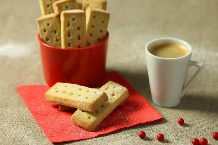 Recette de shortbread écossais à la vanille facile et rapide