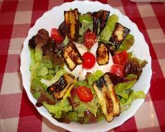 Salade fraicheur minouche | cuisine az