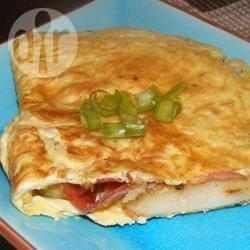 Recette omelette fermière – toutes les recettes allrecipes