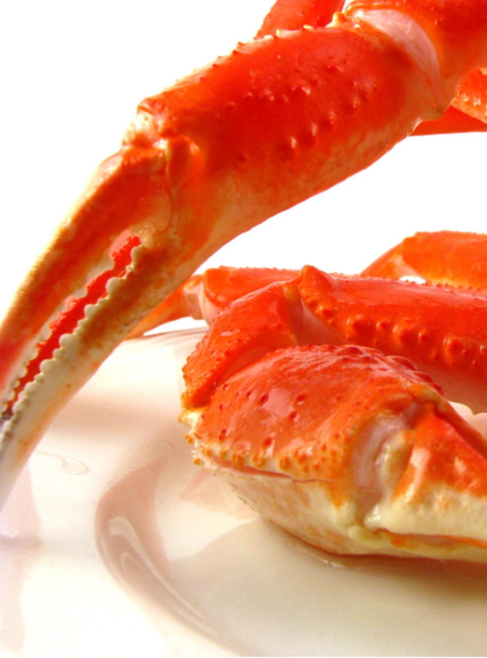 Guédilles au crabe des neiges | ricardo