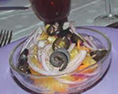 Recette salade marocaine