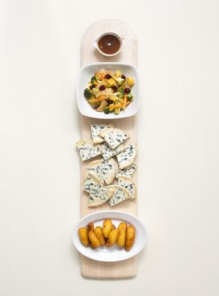 Recette de raclette fusion