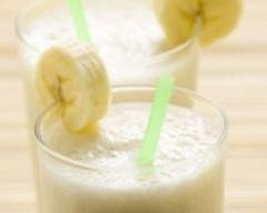 Recette milk shake bananes