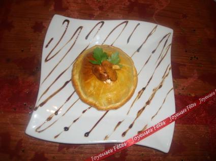 Recette de tourte de noël au canard, foie gras et truffe