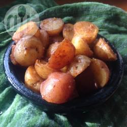 Recette batata chtitha : pommes de terre en sauce rouge à l ...