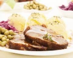 Recette rôti de porc au sirop d'érable
