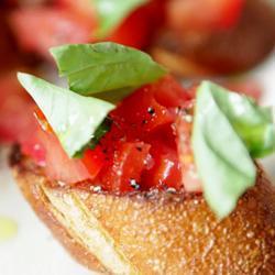 Recette bruschetta à la française – toutes les recettes allrecipes
