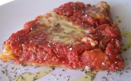 Recette de tarte à la tomate légère