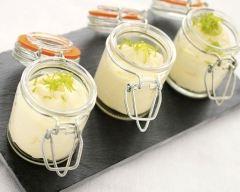 Recette mousse au chocolat blanc/citron fait maison