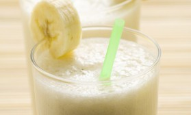 Smoothie banane yaourt pour 2 personnes