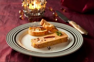 Recette de foie gras mi-cuit aux figues marinées facile