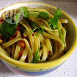Recette salade de pâtes à la chinoise – toutes les recettes allrecipes