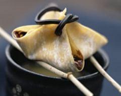 Recette raviolis au nutella et au thé