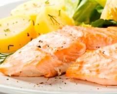 Recette saumon vapeur