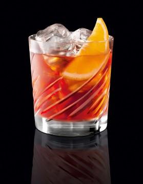 Cocktail martini negroni pour 1 personne