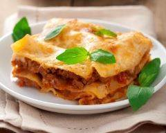 Lasagnes minceur à la bolognaise | cuisine az