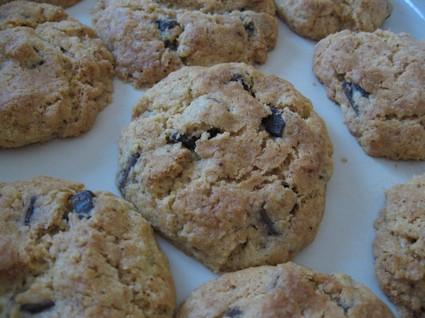 Recette de cookies très facile