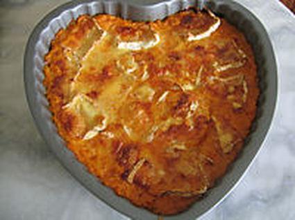 Recette de gâteau de patates douces à la poudre d'amandes