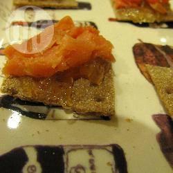 Recette canapés au saumon gravlax – toutes les recettes allrecipes
