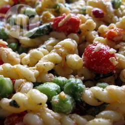 Recette salade de pâtes au pesto – toutes les recettes allrecipes