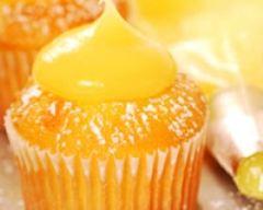 Recette cupcakes au citron et crème de citron