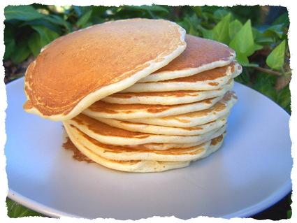 Recette de pancakes comme aux states !