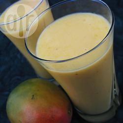 Recette smoothie mangue pommes – toutes les recettes allrecipes