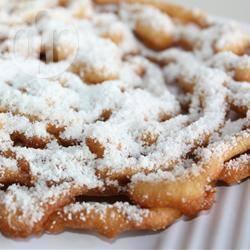 Recette beignets de carnaval américains (funnel cakes) – toutes ...