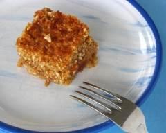 Recette carrés de quinoa aux dattes